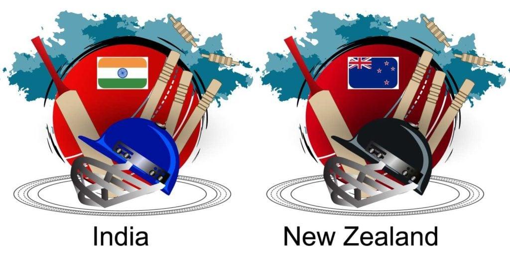 New Zealand vs India 2nd T20