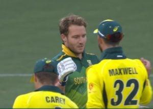 South Africa vs Australia 1st ODI 2020